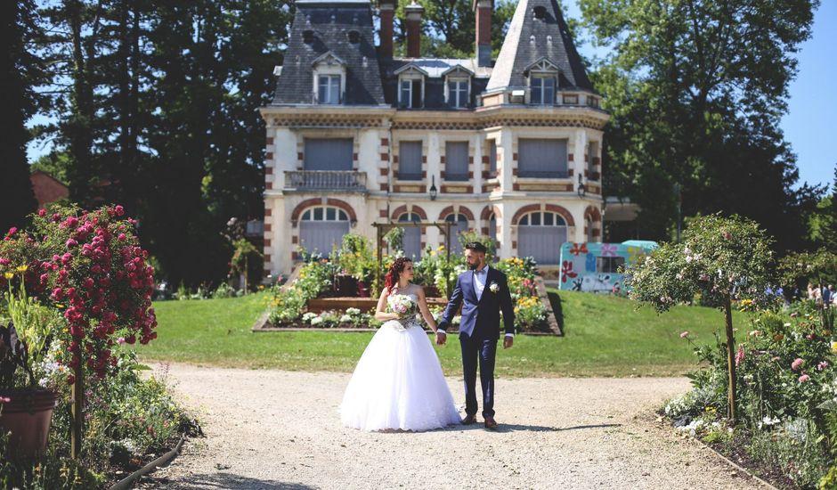 Le mariage de Dorian et Ophélie à Héricourt, Haute-Saône