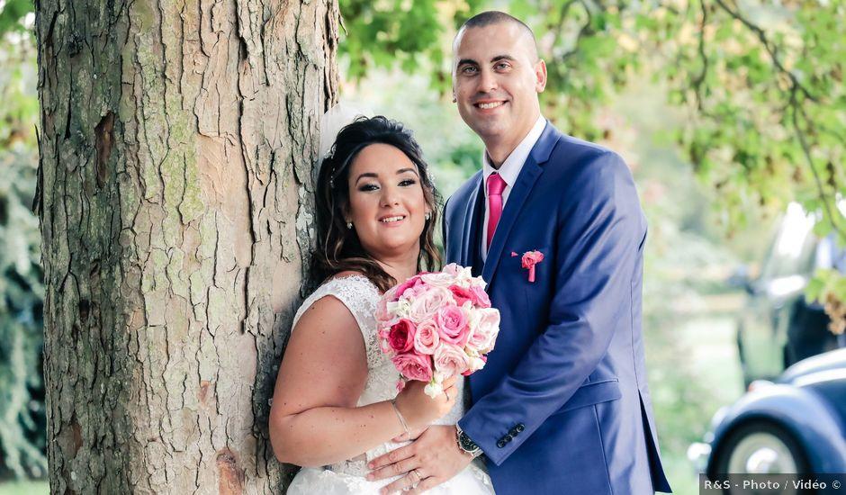 Le mariage de Quentin et Noellia à Savigny-le-Temple, Seine-et-Marne