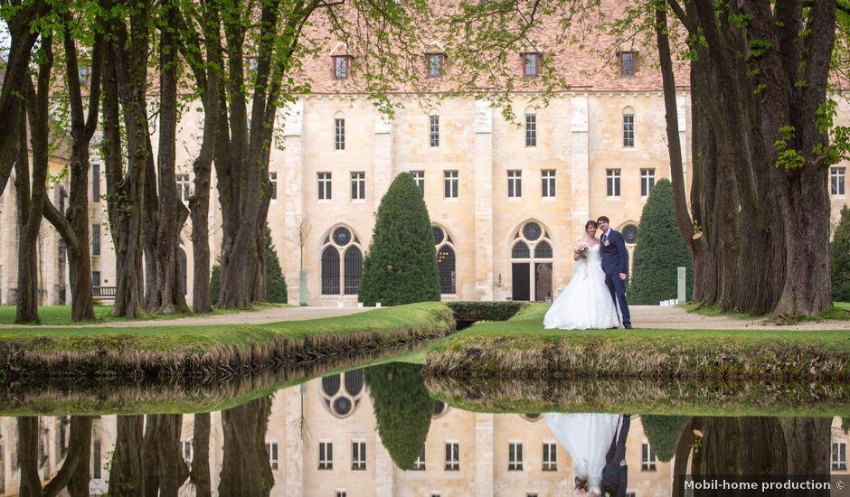 Le mariage de Marc et Delphine à Sainte-Geneviève, Oise