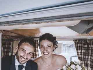 Le mariage de Christophe et Aurélie 1