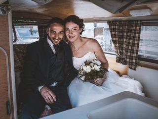 Le mariage de Christophe et Aurélie