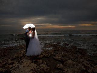 Le mariage de Amelle et Kamel