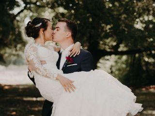 Le mariage de Leslie et Jérémie