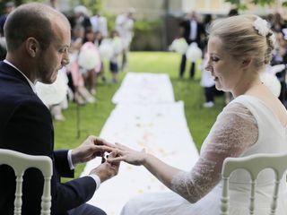 Le mariage de Romain et Audrey