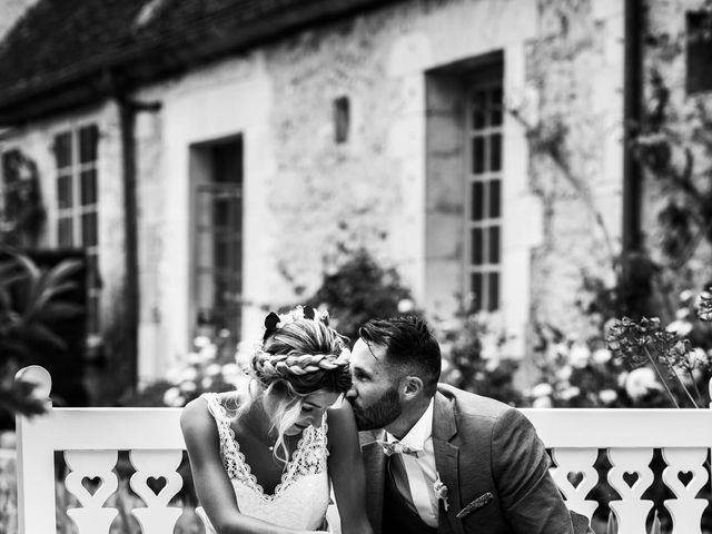 Le mariage de Sébastien  et Claire  à Verderonne, Oise 1
