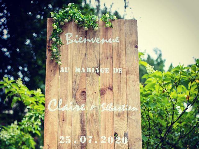 Le mariage de Sébastien  et Claire  à Verderonne, Oise 5