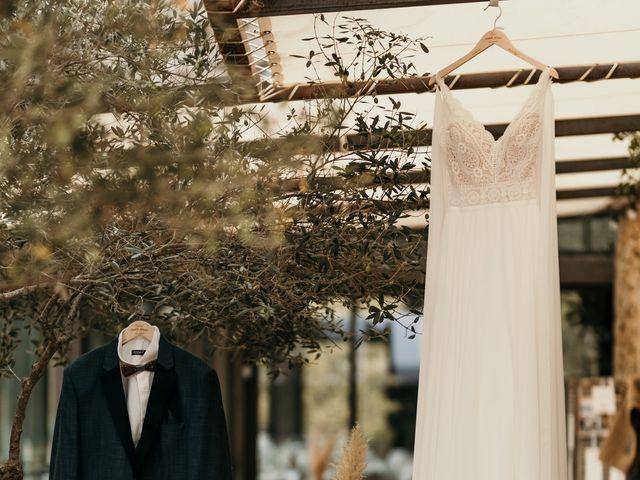 Le mariage de Elodie et Raphaël à Entrecasteaux, Var 5