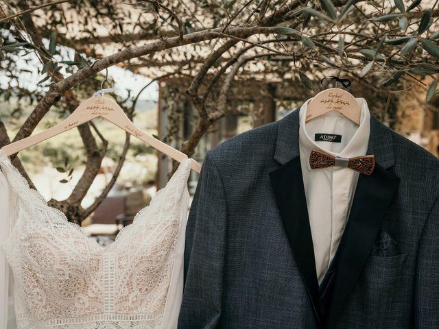 Le mariage de Elodie et Raphaël à Entrecasteaux, Var 6