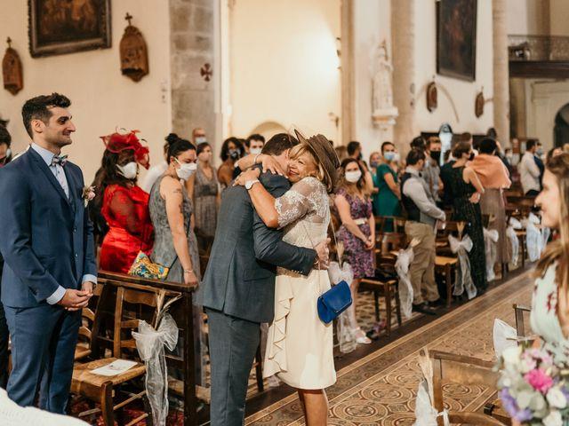 Le mariage de Elodie et Raphaël à Entrecasteaux, Var 33