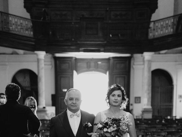 Le mariage de Elodie et Raphaël à Entrecasteaux, Var 34