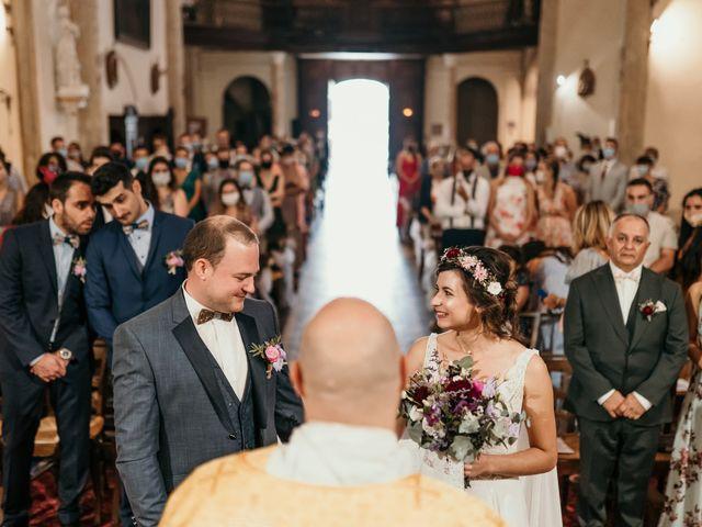 Le mariage de Elodie et Raphaël à Entrecasteaux, Var 35