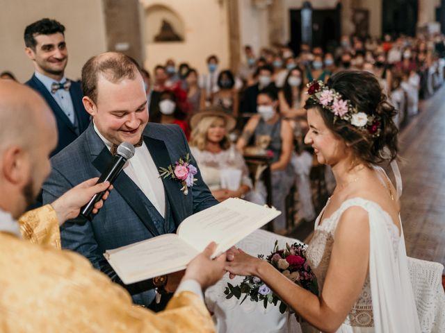 Le mariage de Elodie et Raphaël à Entrecasteaux, Var 39