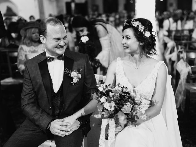 Le mariage de Elodie et Raphaël à Entrecasteaux, Var 41