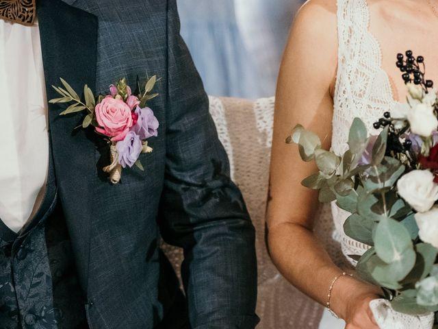 Le mariage de Elodie et Raphaël à Entrecasteaux, Var 43