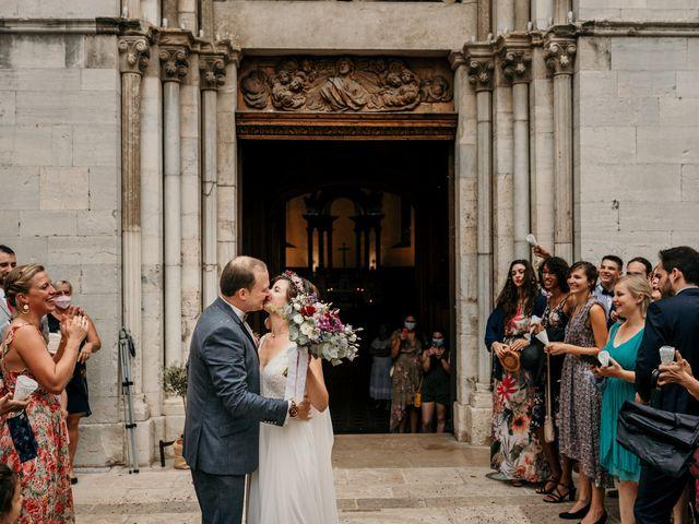 Le mariage de Elodie et Raphaël à Entrecasteaux, Var 48