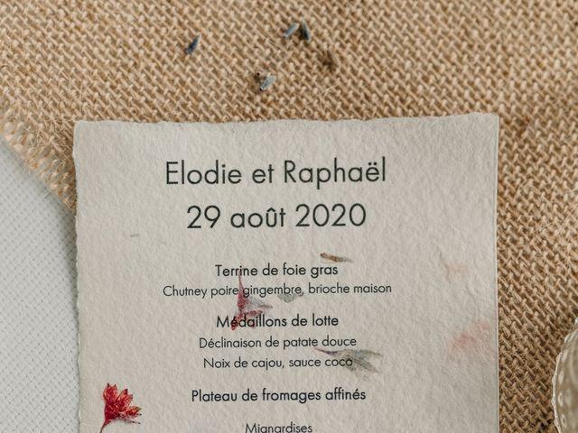 Le mariage de Elodie et Raphaël à Entrecasteaux, Var 65