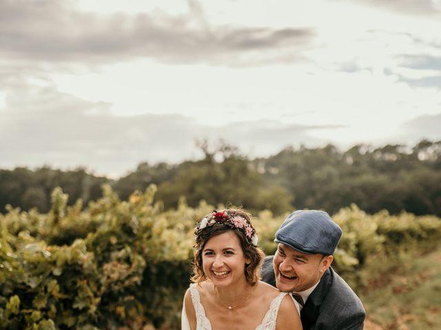 Le mariage de Elodie et Raphaël à Entrecasteaux, Var 72