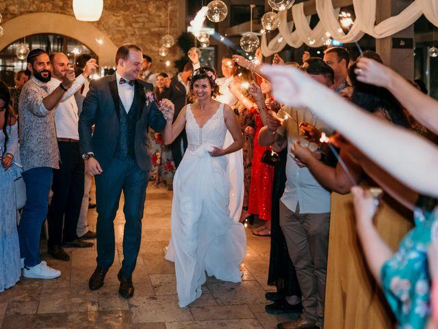 Le mariage de Elodie et Raphaël à Entrecasteaux, Var 92