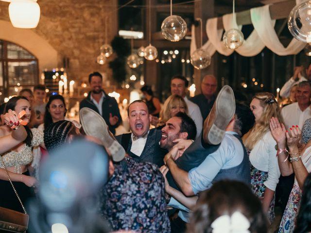 Le mariage de Elodie et Raphaël à Entrecasteaux, Var 93