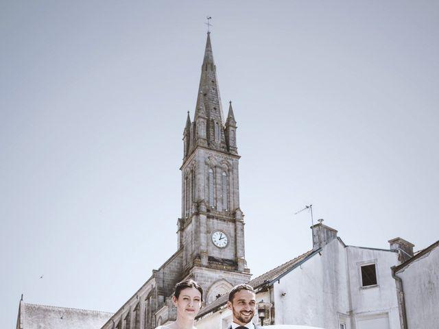 Le mariage de Aurélie et Christophe à Languidic, Morbihan 4