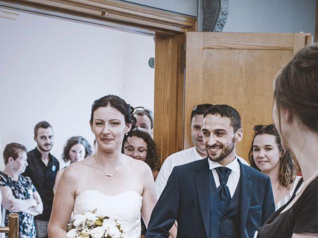 Le mariage de Aurélie et Christophe à Languidic, Morbihan 7