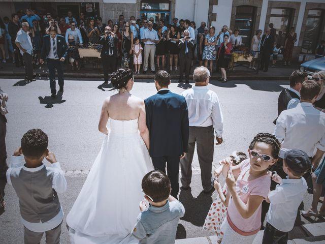 Le mariage de Aurélie et Christophe à Languidic, Morbihan 1