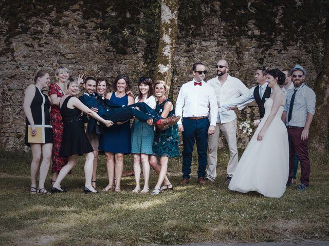 Le mariage de Aurélie et Christophe à Languidic, Morbihan 31