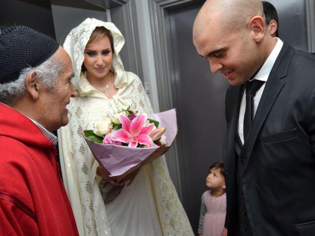Le mariage de Said et Hyam à Villecresnes, Val-de-Marne 12