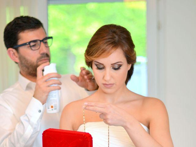 Le mariage de Said et Hyam à Villecresnes, Val-de-Marne 37
