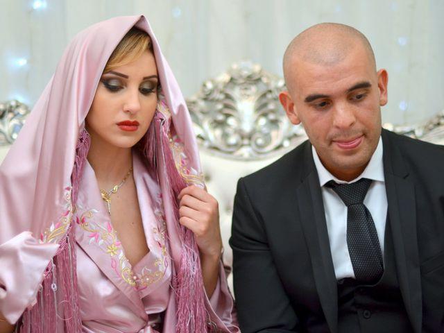 Le mariage de Said et Hyam à Villecresnes, Val-de-Marne 50