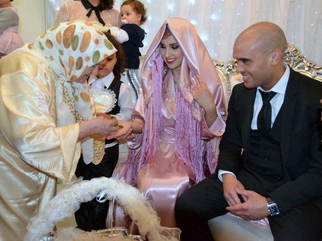 Le mariage de Said et Hyam à Villecresnes, Val-de-Marne 82
