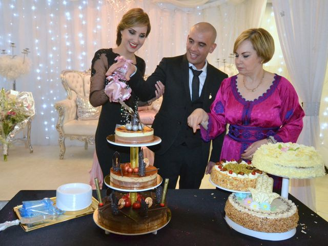 Le mariage de Said et Hyam à Villecresnes, Val-de-Marne 101