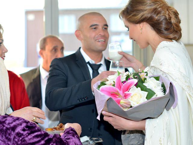 Le mariage de Said et Hyam à Villecresnes, Val-de-Marne 109