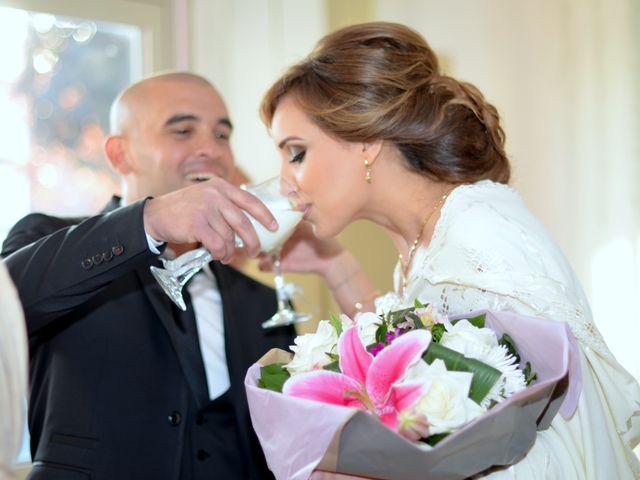 Le mariage de Said et Hyam à Villecresnes, Val-de-Marne 111