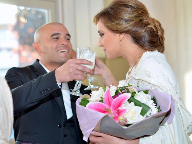 Le mariage de Said et Hyam à Villecresnes, Val-de-Marne 112