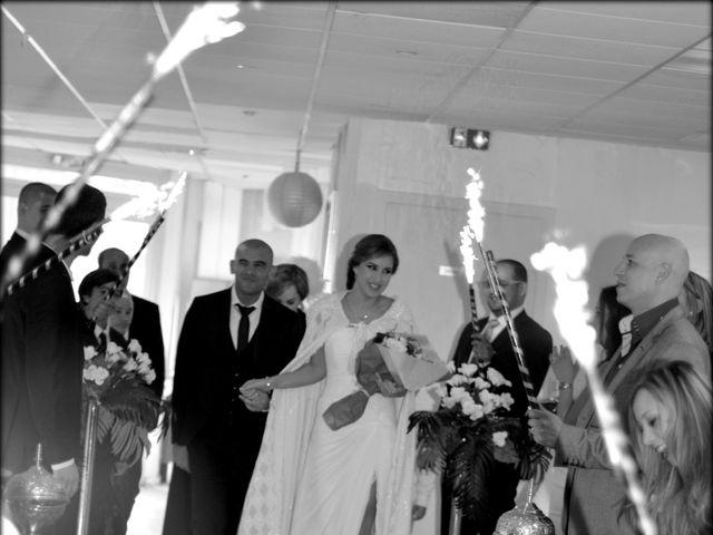 Le mariage de Said et Hyam à Villecresnes, Val-de-Marne 119