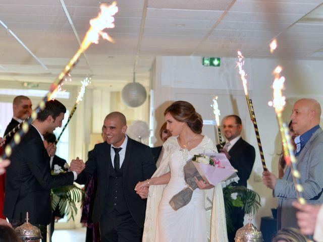 Le mariage de Said et Hyam à Villecresnes, Val-de-Marne 121