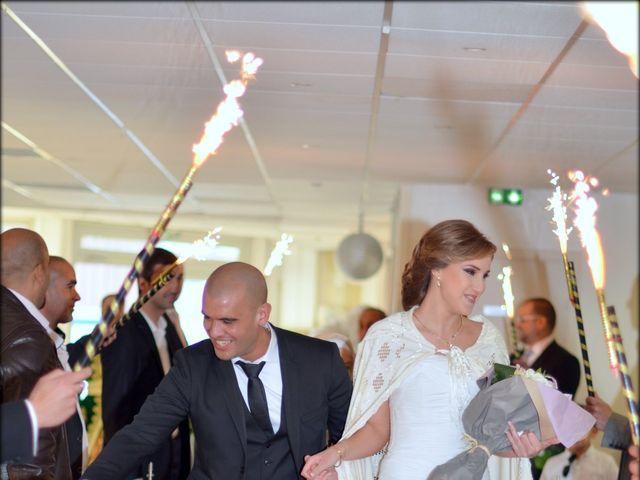 Le mariage de Said et Hyam à Villecresnes, Val-de-Marne 122