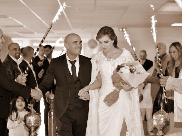 Le mariage de Said et Hyam à Villecresnes, Val-de-Marne 123