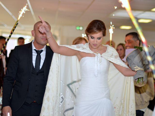 Le mariage de Said et Hyam à Villecresnes, Val-de-Marne 124