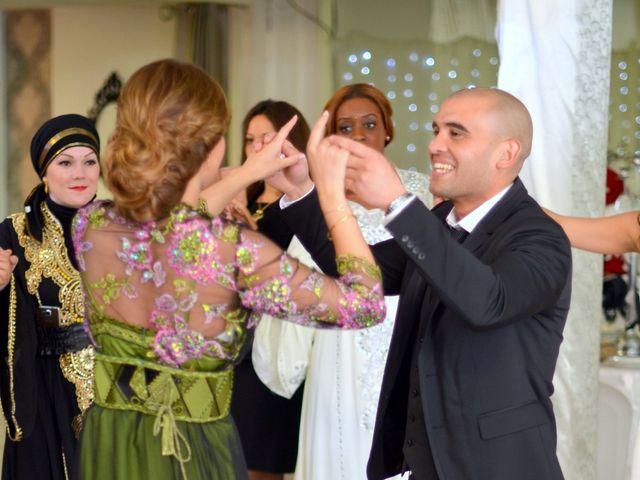 Le mariage de Said et Hyam à Villecresnes, Val-de-Marne 157