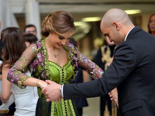 Le mariage de Said et Hyam à Villecresnes, Val-de-Marne 162
