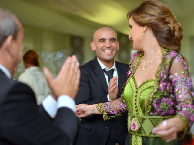 Le mariage de Said et Hyam à Villecresnes, Val-de-Marne 171