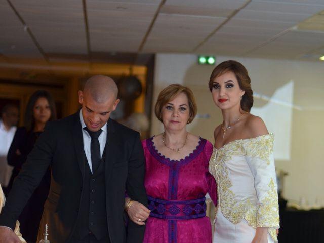 Le mariage de Said et Hyam à Villecresnes, Val-de-Marne 186
