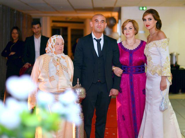 Le mariage de Said et Hyam à Villecresnes, Val-de-Marne 187