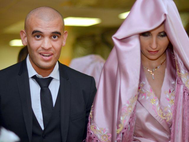 Le mariage de Said et Hyam à Villecresnes, Val-de-Marne 204