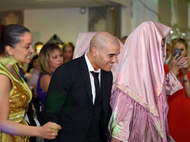 Le mariage de Said et Hyam à Villecresnes, Val-de-Marne 205
