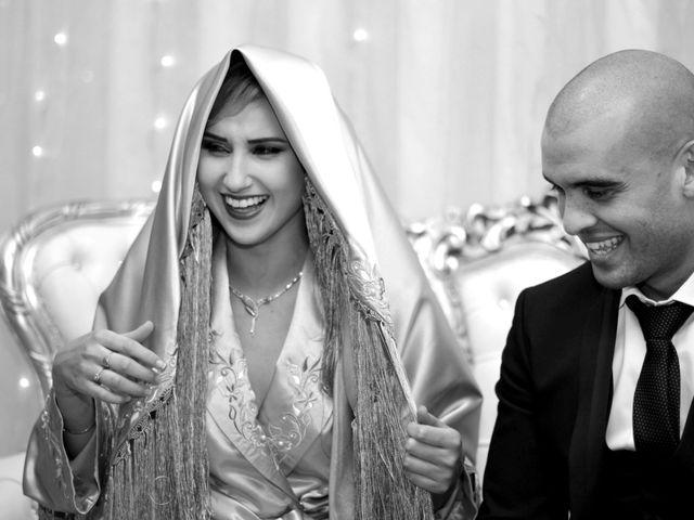 Le mariage de Said et Hyam à Villecresnes, Val-de-Marne 214