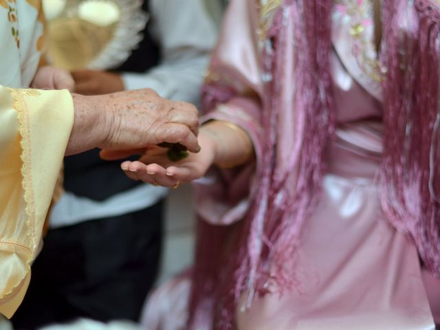 Le mariage de Said et Hyam à Villecresnes, Val-de-Marne 222