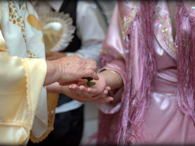 Le mariage de Said et Hyam à Villecresnes, Val-de-Marne 224